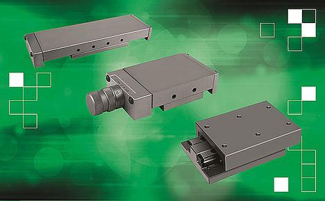 Herramientas de perfecta precisión con la ampliación de la gama norelem de mesas de posicionamiento