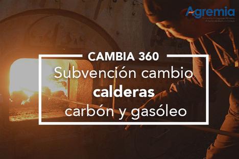 AGREMIA, designada por el Ayuntamiento de Madrid para gestionar las ayudas para la sustitución de calderas de carbón, gasóleo y equipos de climatización