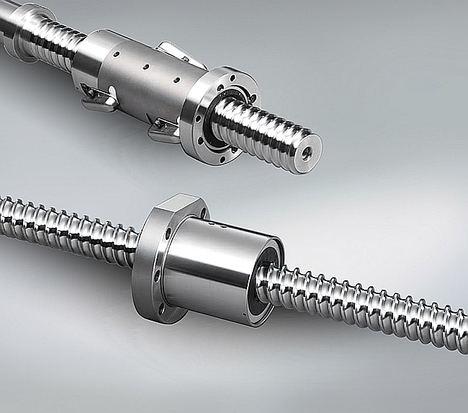 Los husillos a bolas HTF de NSK son ideales para las cargas pesadas y las grandes presiones asociadas con las operaciones de las prensas plegadoras.