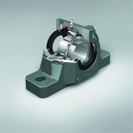 El soporte partido de la serie SNN de NSK está diseñado para su uso en instalaciones exigentes.
