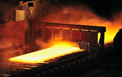 Una planta siderúrgica ahorra 70.000 € con rodamientos de rodillos esféricos de NSK