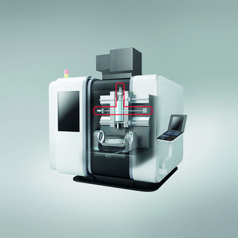 NSK reduce los fallos en los cuadrantes de la máquina herramienta durante la interpolación circular