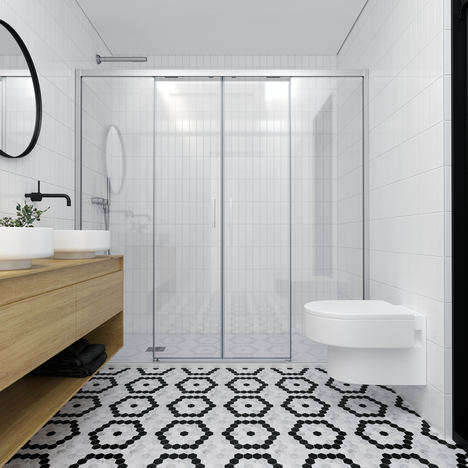 Espacios higienizados al máximo, tendencia en los nuevos espacios de ducha para 2020