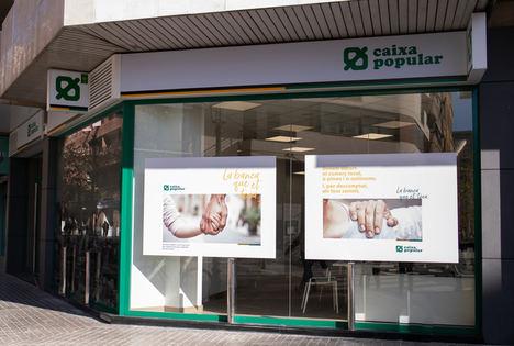 Caixa Popular lanza la primera tarjeta bancaria que promueve la igualdad de género