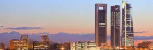Se acelera la demanda de oficinas en Madrid y continúa la tendencia positiva en Barcelona