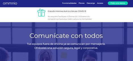 La crisis del COVID-19 pone de manifiesto la ausencia de tecnología para la comunicación entre los trabajadores de primera línea
