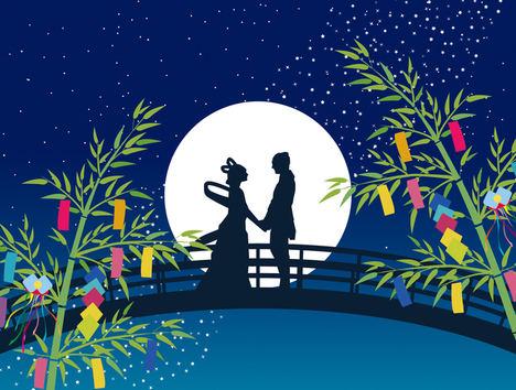 Tanabata: el festival de las estrellas que recuerda la trágica historia de amor de dos amantes japoneses