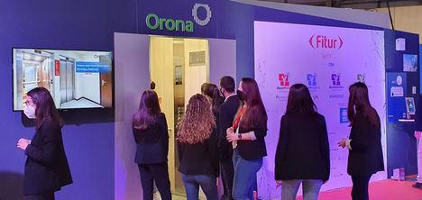 Orona muestra sus soluciones de elevación para hotelería en FITUR 2021