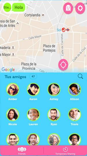 Zenly, la app de geolocalizaci�n que destaca por su bajo consumo energ�tico