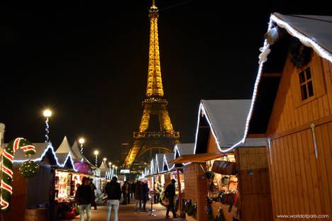 Navidad en París: mucho más que luces y mercadillos