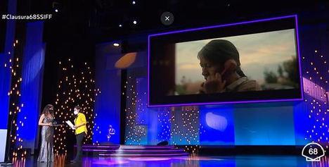 La película hispanomexicana 'Sin señas particulares' gana el VI Premio Cooperación Española del Festival Internacional de Cine de San Sebastián