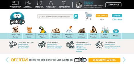 La compañía Petclic abre mercado en Italia