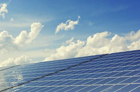 La energía solar fotovoltáica se postula como la nueva economía