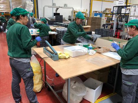 La onubense Polisur y la granadina Plásticos Alber se unen para fabricar máscaras de protección a escala industrial