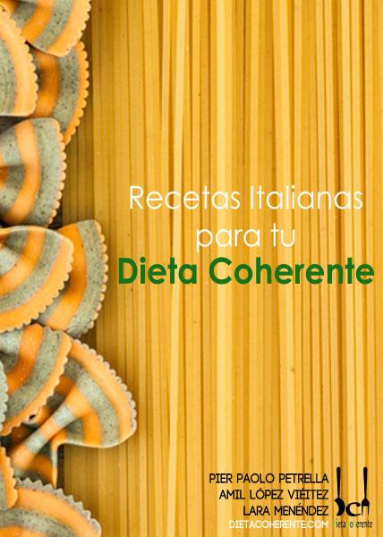 La franquicia Dieta Coherente publica su sexto libro, con recetas para adelgazar