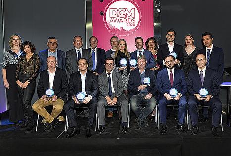 Data Center Market celebra la séptima edición de sus DCM Awards 2020