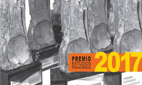 """Ya se conocen los ganadores del Premio """"Estudios Financieros"""" 2017"""