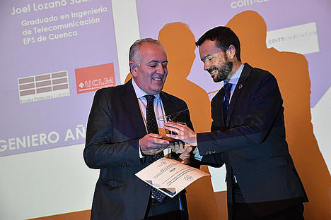 Aotec, premio 'Entidad pro Teleco' del Colegio de Ingenieros Técnicos de Castilla-La Mancha
