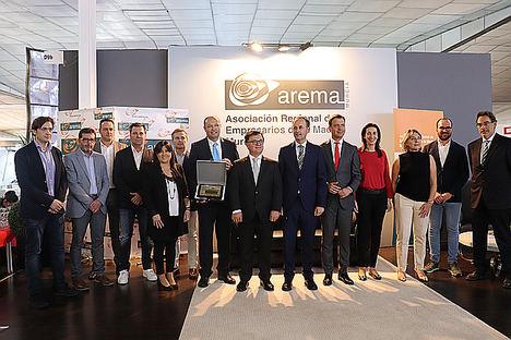 Premio Anual Arema 2019, Junta Directiva Arema.