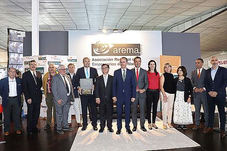 Premio Anual Arema 2019, Junta Directiva, CETEM.