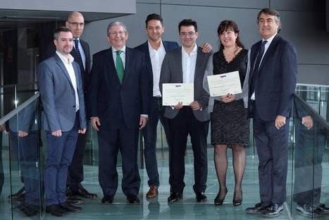 El Grupo CLH y ADE premian los mejores proyectos innovadores de Castilla y León