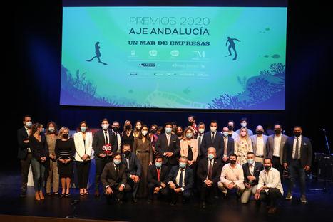 Piensos y Mascotas y Factory Ecologic, empresas ganadoras de los premios AJE Andalucía 2020
