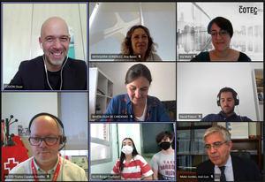 El Colegio Pureza de María, el Colegio Nazaret Oporto, el British Council School y el Colegio Británico de Aragón ganan el I Hackatón Digital de Be TalentSTEAM