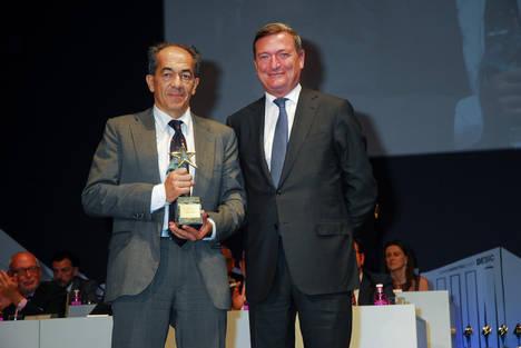 Fernando Francés, Presidente de everis, premio Aster de ESIC a la 'Trayectoria profesional'