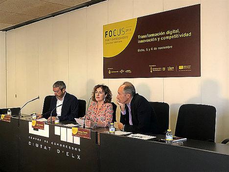 Presentación oficial de Focus Pyme y Emprendimiento Comunidad Valenciana 2019