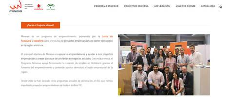 Tres iniciativas cordobesas seleccionadas por el Programa Minerva de emprendimiento TIC