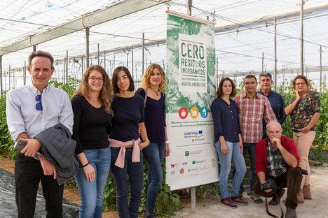 Expertos andaluces del proyecto Reinwaste presentan sus conclusiones para alcanzar el residuo cero en la cadena agroalimentaria
