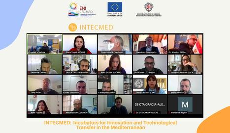 El proyecto europeo INTECMED acelerará la innovación empresarial y la transferencia de tecnología a través de incubadoras