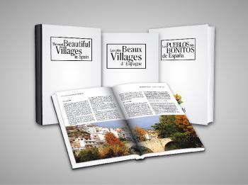 La Asociación de los Pueblos más Bonitos de España edita una guía con información sobre las 44 localidades más excepcionales de nuestro país