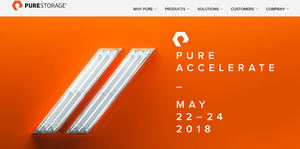 Pure Storage sigue creciendo en Europa, Oriente Medio y África con nuevos clientes en los sectores de las finanzas, la tecnología y el comercio