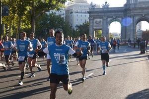 Oferta para corredores de Madrid corre 2018