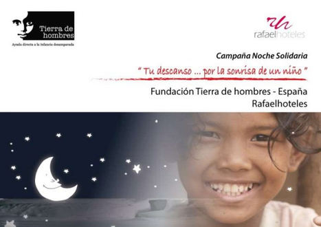 Noche Solidaria para ayudar a niños africanos gravemente enfermos
