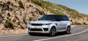 Range Rover Sport HST Mild Hybrid