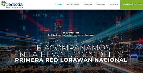 El operador español Redexia se alía con la multinacional Everynet para acelerar la red LoRaWAN en España