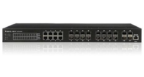 Red Lion presenta su conmutador Gigabit Ethernet Layer 3
