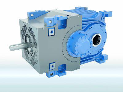 Nuevo reductor industrial MAXXDRIVE® XT de NORD para cintas transportadoras