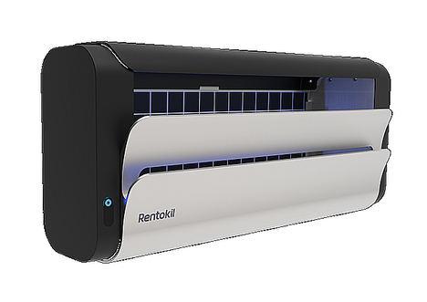 Rentokil Initial desarrolla su último modelo insectocaptor, Lumnia Compact