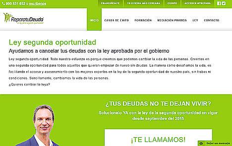 Repara tu Deuda ha gestionado el 67% de los casos de exoneración de deudas en España