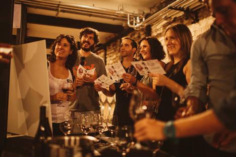 Rioja Bordón y Diamante los vinos que han acogido la primera edición del MUWI, festival de música y enoturismo en La Rioja