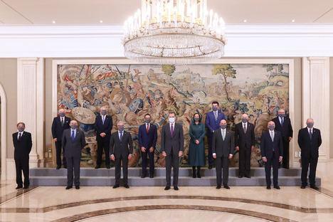 Su Majestad el Rey recibe en audiencia a ARVET con motivo de su 50 aniversario