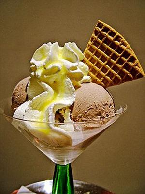 ¡Al rico helado!
