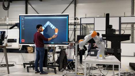Fuzzy Logic Robotics, del diseño CAD al control con un solo software