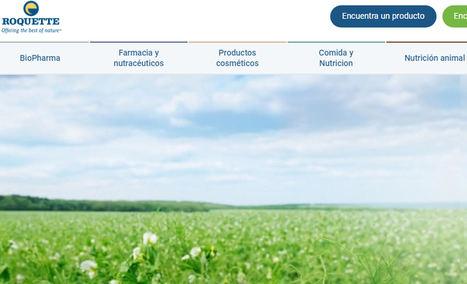 Roquette apuesta por la producción sostenible y la innovación hacia una alimentación saludable