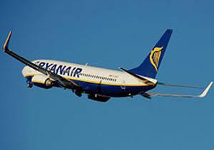 El índice de puntualidad de Ryanair alcanza el 90% en marzo