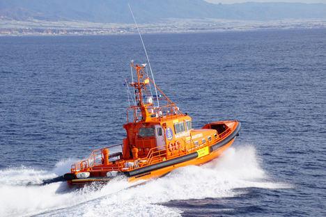 Salvamento Marítimo incorpora una Salvamar de nueva construcción en Mallorca