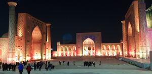 Samarcanda, la joya más preciada de Asia Central